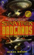Star Trek The Badlands PB (1999 Pocket Novel) 1-1ST