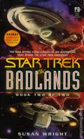 Star Trek The Badlands PB (1999 Pocket Novel) 2-1ST