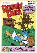 Donald Duck (1987 Disney/London Editions) UK Edition 11