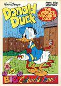 Donald Duck (1987 Disney/London Editions) UK Edition 14