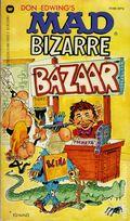 MAD Bizarre Bazaar PB (1980 Warner Books) By Don Edwing 1-REP
