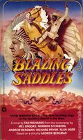 Blazing Saddles PB (1974 Warner Novel) 1-1ST