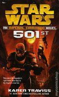 Star Wars 501st PB (2009 Del Rey) An Imperial Commando Novel 1-1ST