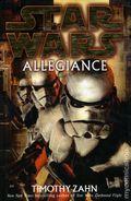 Star Wars Allegiance HC (2007 Del Rey Novel) 1-1ST