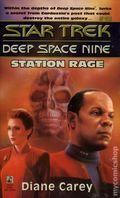 Star Trek Deep Space Nine Station Rage PB (1995 Pocket Novel) 1-1ST