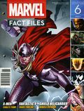 Marvel Fact Files SC (2013- Eaglemoss) Magazine Only 6