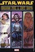 Star Wars Heroes for a New Hope HC (2016 Marvel) Princess Leia/Lando Calrissian/Chewbacca 1-1ST