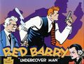 Red Barry Undercover Man HC (2016 IDW) By Will Gould 1-1ST