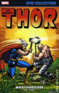 Thor When Titans Clash TPB (2016 Marvel) Epic Collection 1-1ST