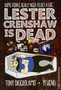 Lester Crenshaw is Dead TPB (2016 ComicMix) 1-1ST