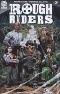 Rough Riders (2016 Aftershock) 7