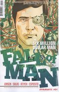 Six Million Dollar Man Fall (2016 Dynamite) 4