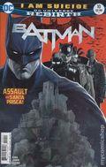 Batman (2016 3rd Series) 10A