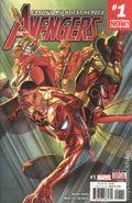 Avengers (2016 6th Series) 1A