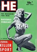 He the Magazine For Men (1953-1959 HE Publications) Vol. 1 #2