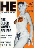 He the Magazine For Men (1953-1959 HE Publications) Vol. 1 #6