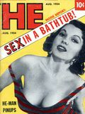 He the Magazine For Men (1953-1959 HE Publications) Vol. 1 #12