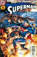 Superman (1987 2nd Series) 215A.DF.SIGNED