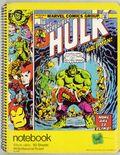 Marvel Comics Spiral Notebook (1975 Mead) ITEM#4