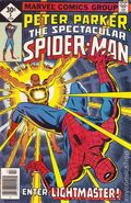 Spectacular Spider-Man (1976 1st Series) Whitman Variants 3