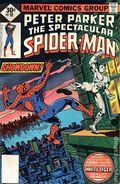 Spectacular Spider-Man (1976 1st Series) Whitman Variants 10
