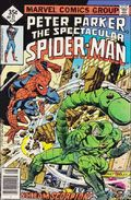 Spectacular Spider-Man (1976 1st Series) Whitman Variants 21