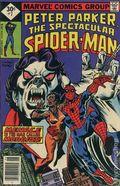 Spectacular Spider-Man (1976 1st Series) Whitman Variants 7