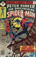 Spectacular Spider-Man (1976 1st Series) Whitman Variants 8