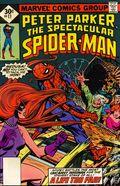 Spectacular Spider-Man (1976 1st Series) Whitman Variants 11