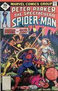 Spectacular Spider-Man (1976 1st Series) Whitman Variants 12