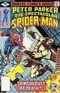 Spectacular Spider-Man (1976 1st Series) Whitman Variants 30
