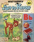 Fun to Know Magazine (1973) Walt Disney 2