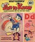 Fun to Know Magazine (1973) Walt Disney 4
