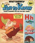 Fun to Know Magazine (1973) Walt Disney 8