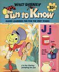 Fun to Know Magazine (1973) Walt Disney 10
