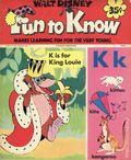 Fun to Know Magazine (1973) Walt Disney 11