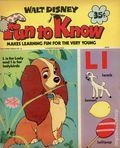 Fun to Know Magazine (1973) Walt Disney 12