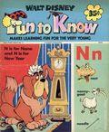 Fun to Know Magazine (1973) Walt Disney 14