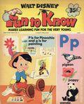 Fun to Know Magazine (1973) Walt Disney 16