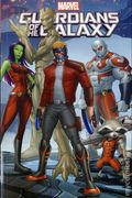 Marvel Universe Guardians of the Galaxy TPB (2016 Digest) 3-1ST