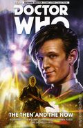 Doctor Who TPB (2016-2017 Titan Comics) Eleventh Doctor Comic Strip Collection 4-1ST