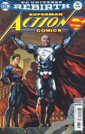 Action Comics (2016 3rd Series) 967B