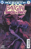 Batgirl and the Birds of Prey (2016) 4A