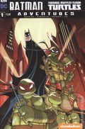 Batman Teenage Mutant Ninja Turtles Adventures (2016 IDW) 1A