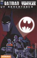 Batman Teenage Mutant Ninja Turtles Adventures (2016 IDW) 1SUB.A