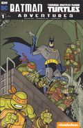 Batman Teenage Mutant Ninja Turtles Adventures (2016 IDW) 1RI.B
