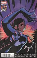 Black Panther World of Wakanda (2016) 1C