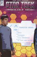 Star Trek Boldly Go (2016 IDW) 2SUB