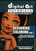 Digital Art Tutorials: Beginning Coloring DVD (2015 Image) ITEM#1