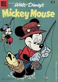 Mickey Mouse (1941-90 Dell/Gold Key/Gladstone) 59-15C